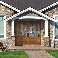 Full line stocking distributor of Masonite entry doors