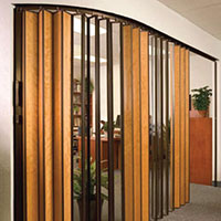 Wholesale Building Materials - Woodfold Accordian Doors