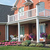 Wholesale Building Materials - Superior Aluminum Columns, Railing and Fence