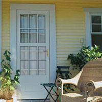 Wholesale Building Materials - Gerkin Storm Doors